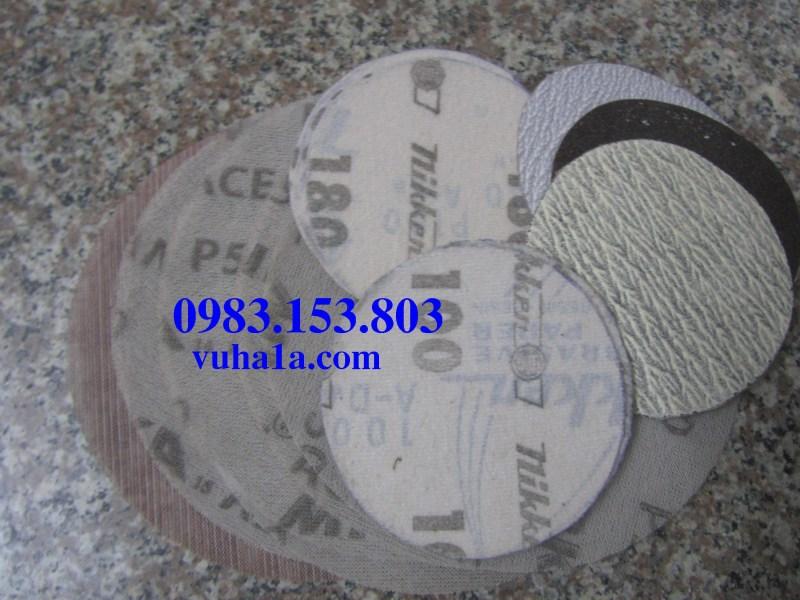 Nhám lưới đĩa tròn