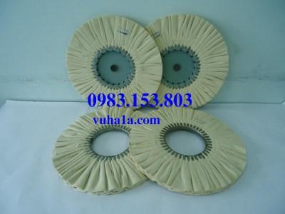 Bánh vải cotton có gá má ốp