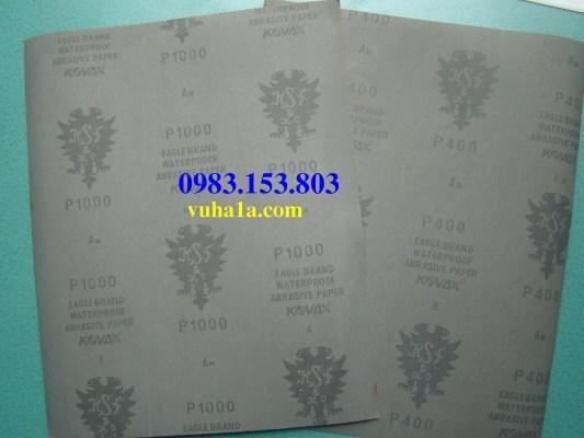 Kovax giấy chịu ẩm