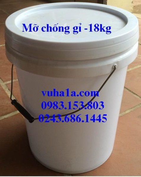 Mỡ chống gỉ 20kg